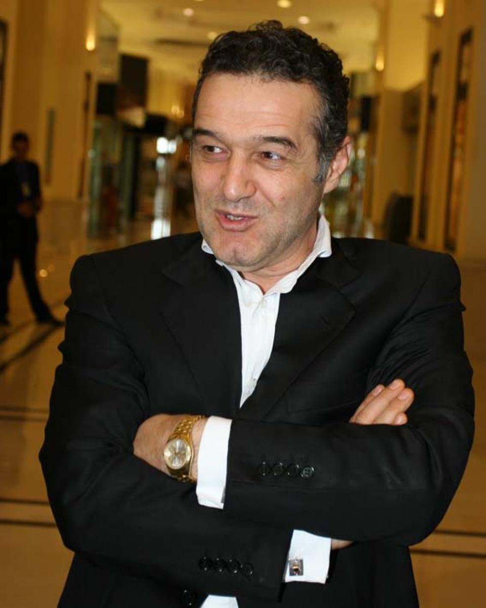 Gigi Becali spune ca a iesiti un om schimbat din inchisoare