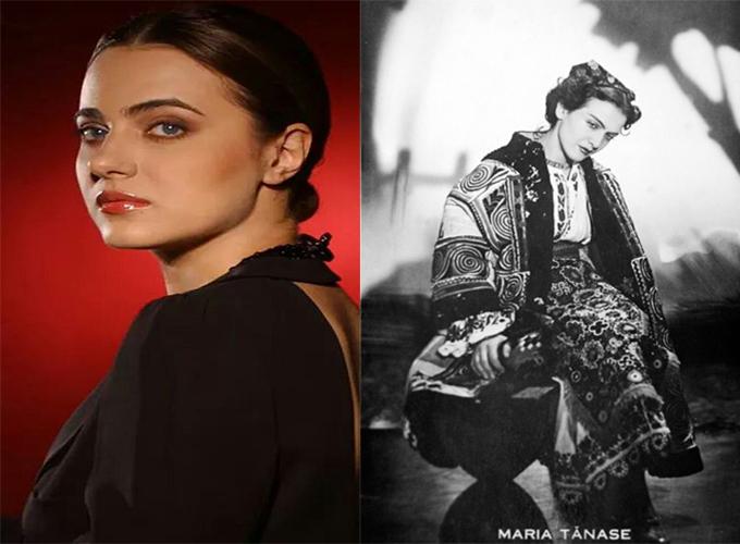Rolul Mariei Tanase este o provocare pentru orice artista