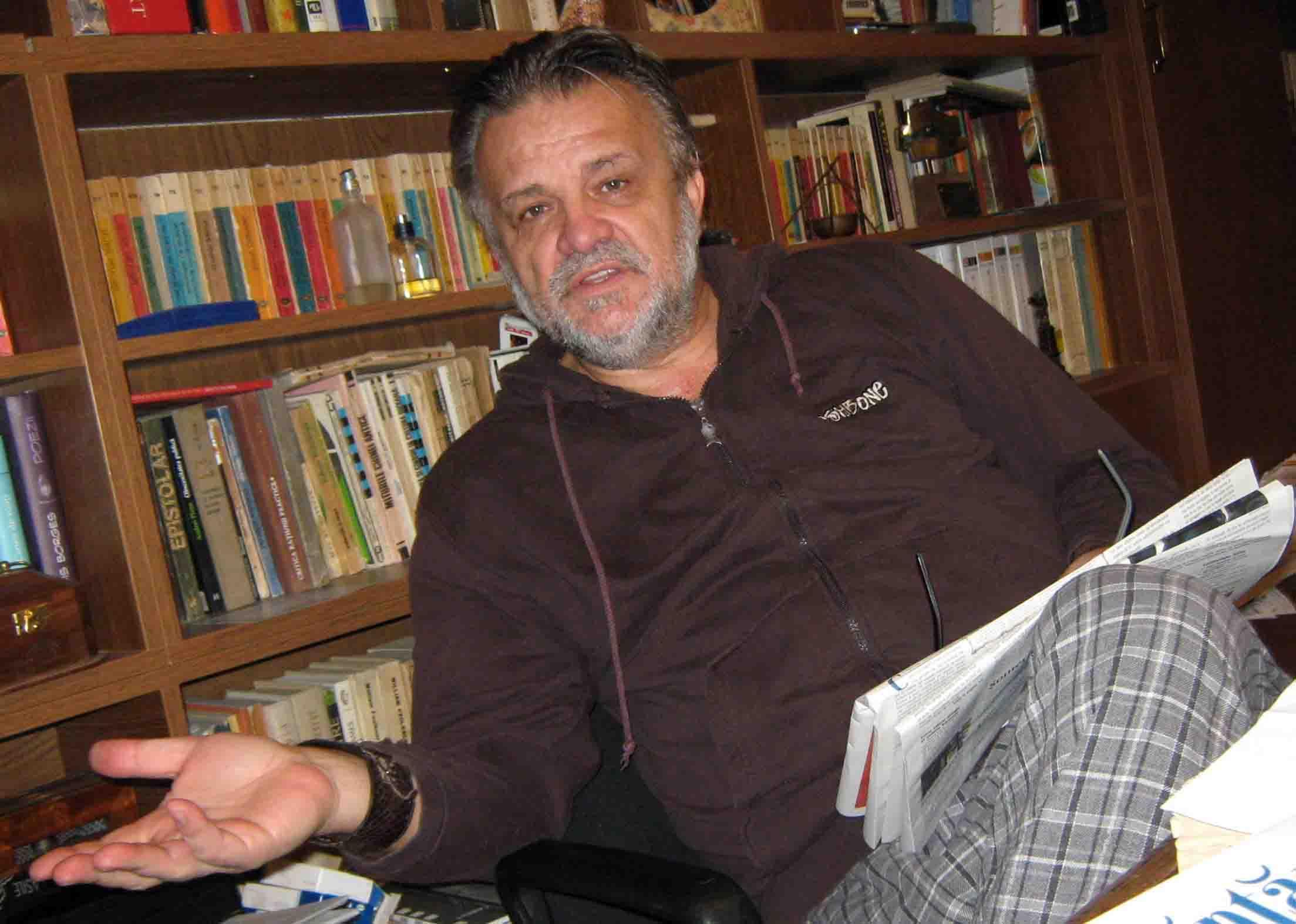 Regizorul Ioan Carmazan sustine ca vrea sa imprime propria viziune si propriul stil filmului