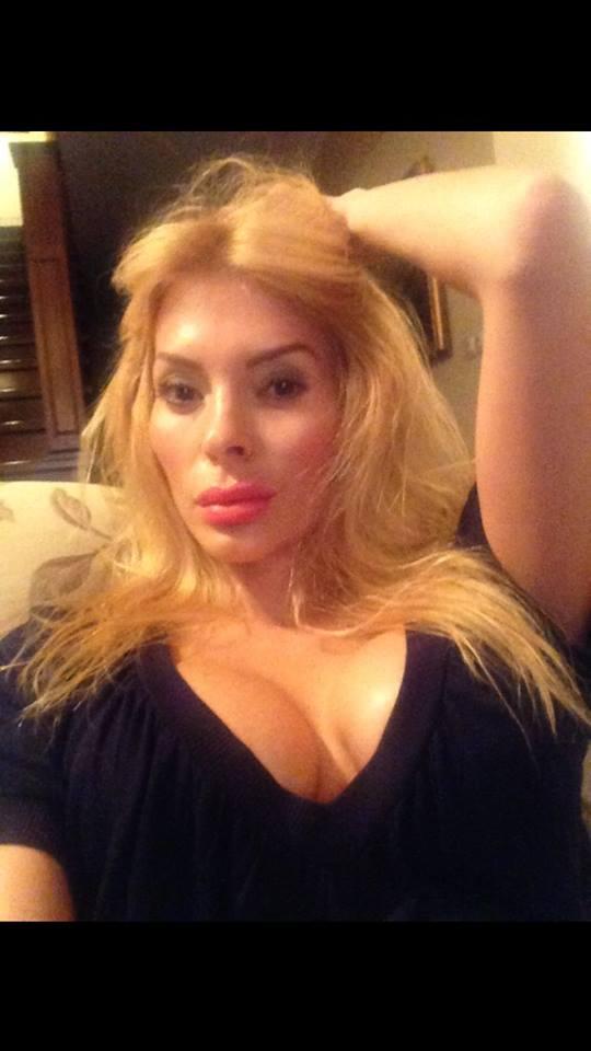 Blonda si-a refacut viata alaturi de un austriac