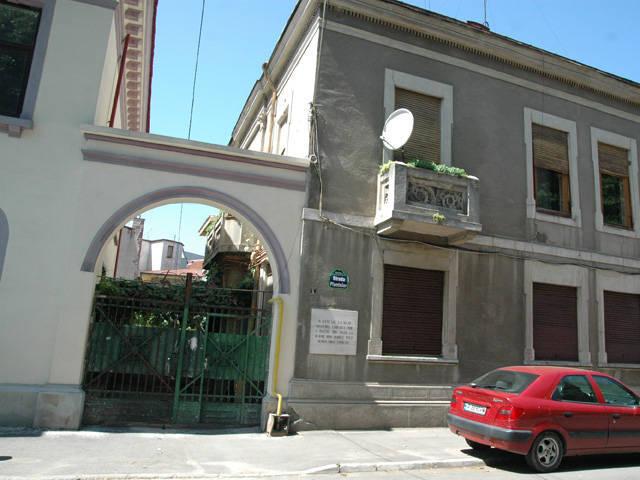 Casa in care a murit Eminescu