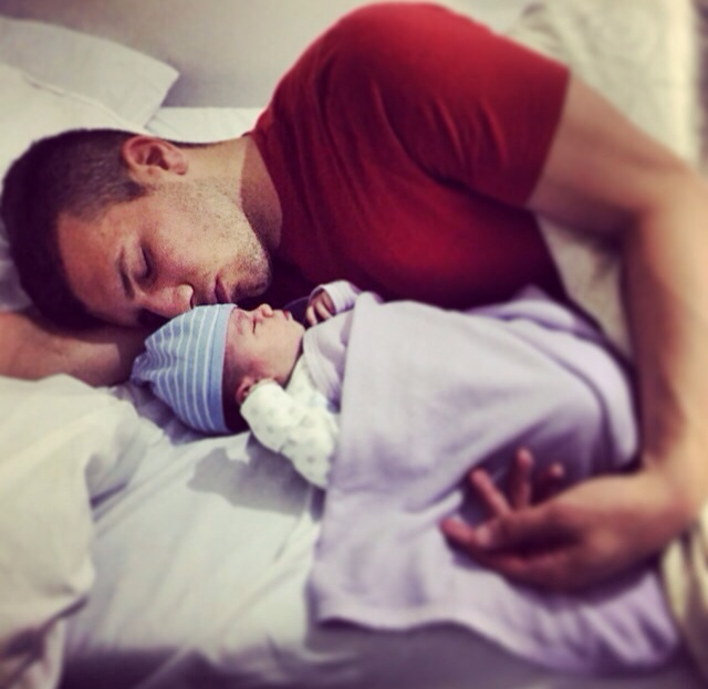 De curand, Tucudean a devenit tata