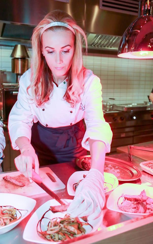 Gabriela Simion ne invata cum sa gatim sanatos
