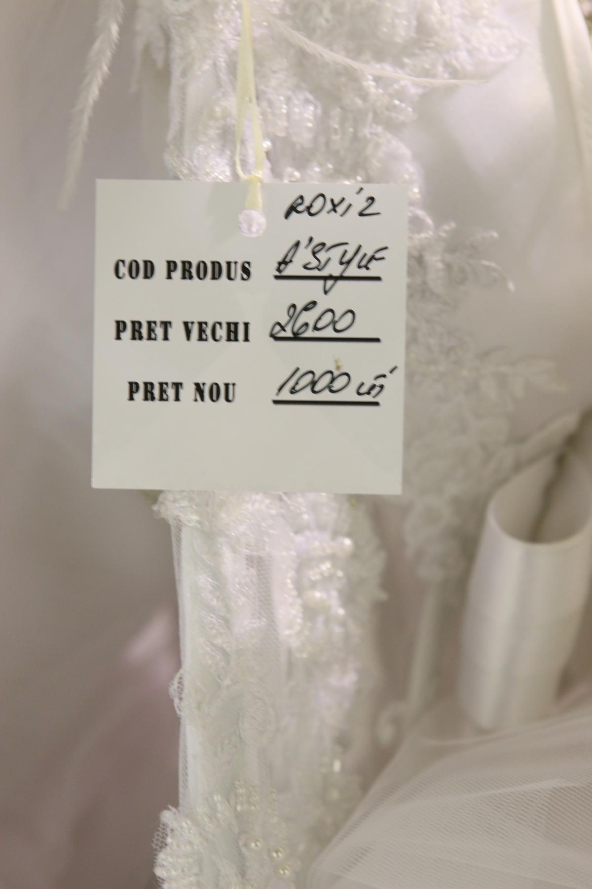 Rochia de mireasa este cel mai important lucru la o nunta