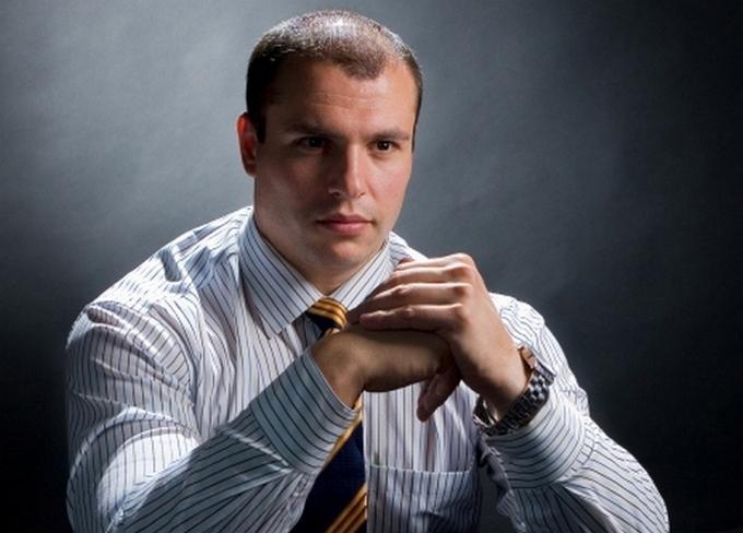 Psiholog Cezar Cioc (sursa foto www.potentialuman.ro)