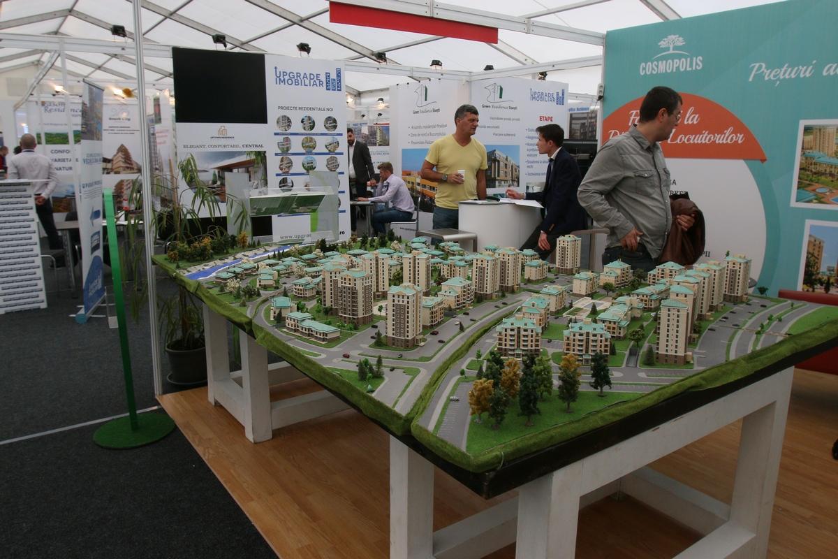 Cea mai scumpa casa costa 950.000 de euro si este situata in cartierul Primaverii