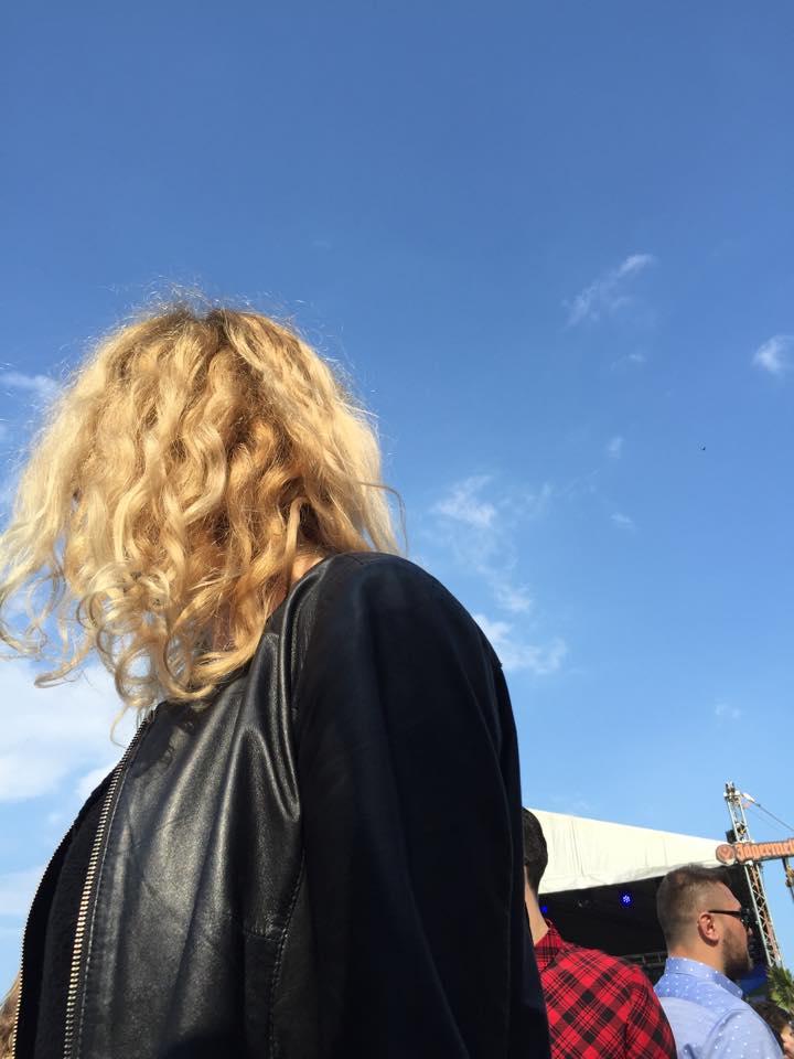 Elena Constantin s-a bucurat de un 1 Mai de senzatie