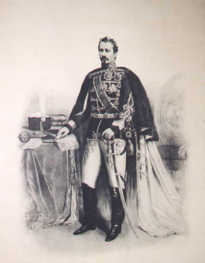 In 1859, domnitorul Alexandru Ioan Cuza a fost sprijinit de Mihail Kogalniceanu ca sa ajunga pe tronul Principatelor Unite