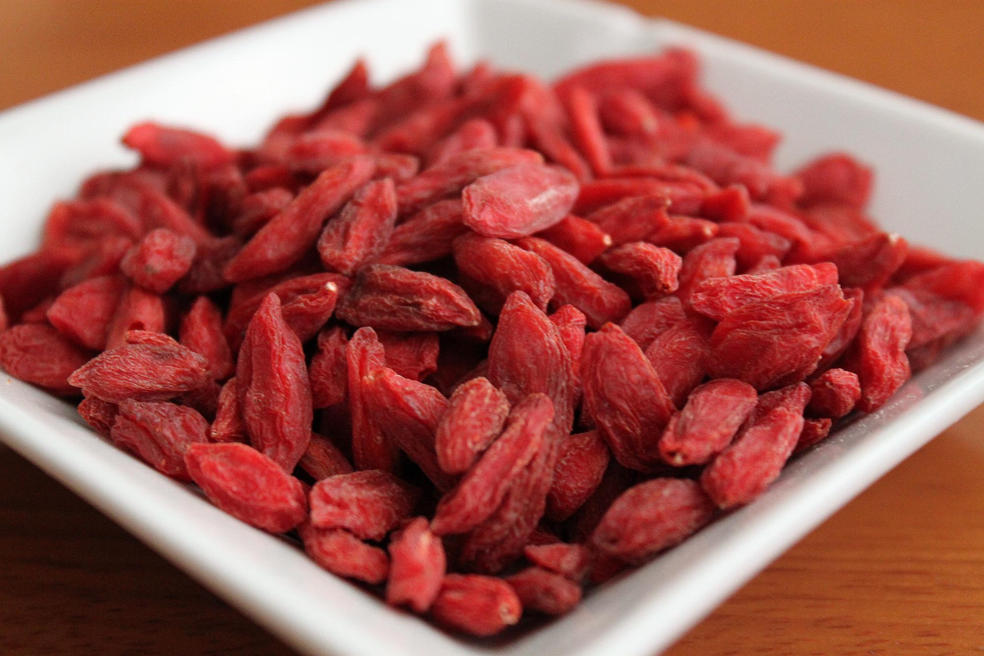Fructele goji sunt indicate in orice dieta