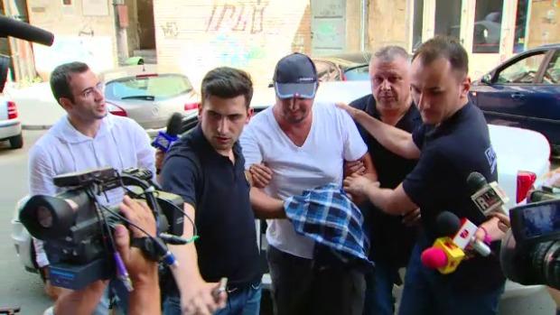 Alexandru Găină a fost arestat pentru 30 de zile