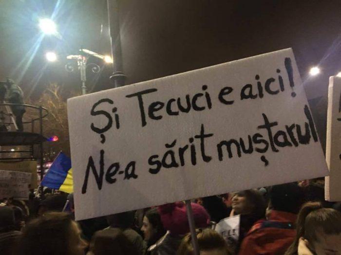 Când cetăţenii din Tecuci ameninţă cu valorile locale