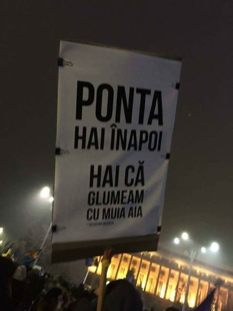 Când un om exagerat de sincer are revelaţia că poate cu fostul guvern PSD dat jos de stradă nu era chiar atât de rău
