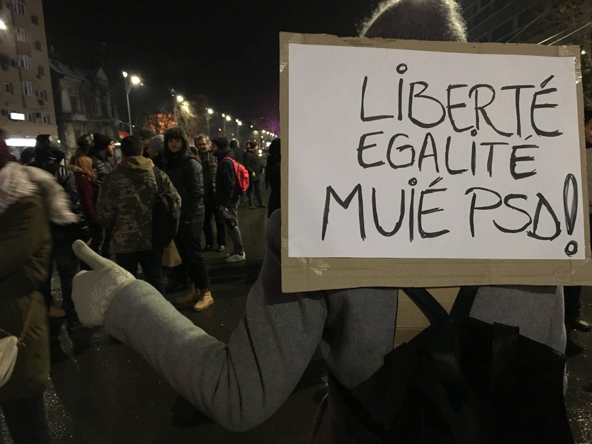 Când revoluţia franceză este adusă în piaţă ca să sprijine cauza şi să iasă rima