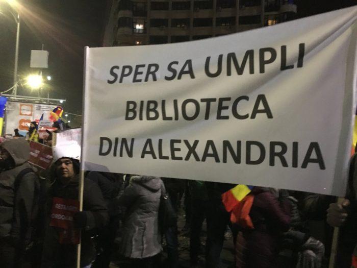 Când Liviu Dragnea este îndemnat să refacă o celebră bibliotecă antico-teleormăneană, prin volumele scrise pentru scurtarea pedepsei