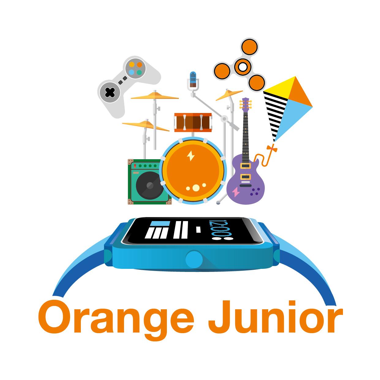 Orange Junior, zona în care copilul tău se poate bucura şi el de festival şi trăi experienţe noi
