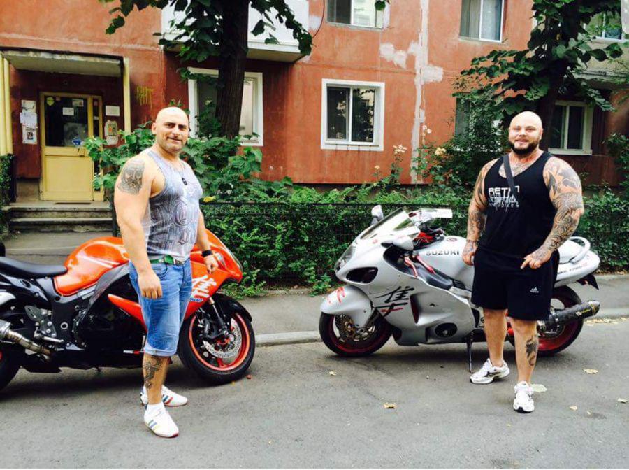 Chiraş va fi condus pe ultimul drum de prietenii săi motociclişti