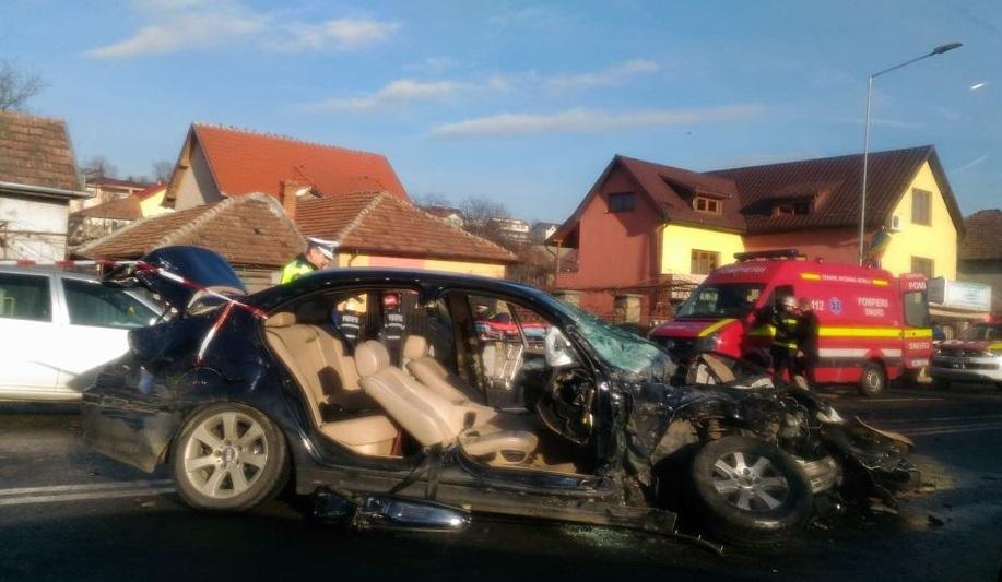 Accident mortal în Cluj-Napoca în ziua de Crăciun. Sursa foto: someseanul.ro