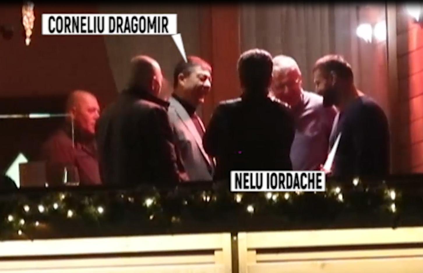 Corneliu Dragomir şi Nelu Iordache s-au mutat de la