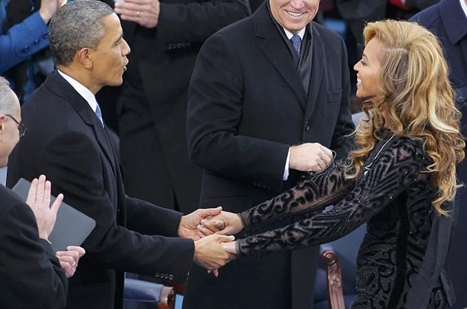 Barack Obama si Beyonce, intr-o ipostaza care ridica multe semne de intrebare