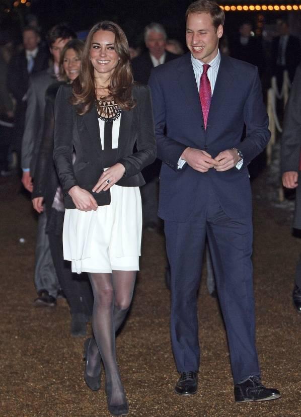 Presa britanica s-a grabit sa anunte probleme intre Kate Middleton si Printul William