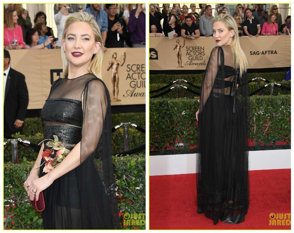 Apropiaţii susţin că iubita lui Brad Pitt, Kate Hudson, ar fi însărcinată cu actorul.