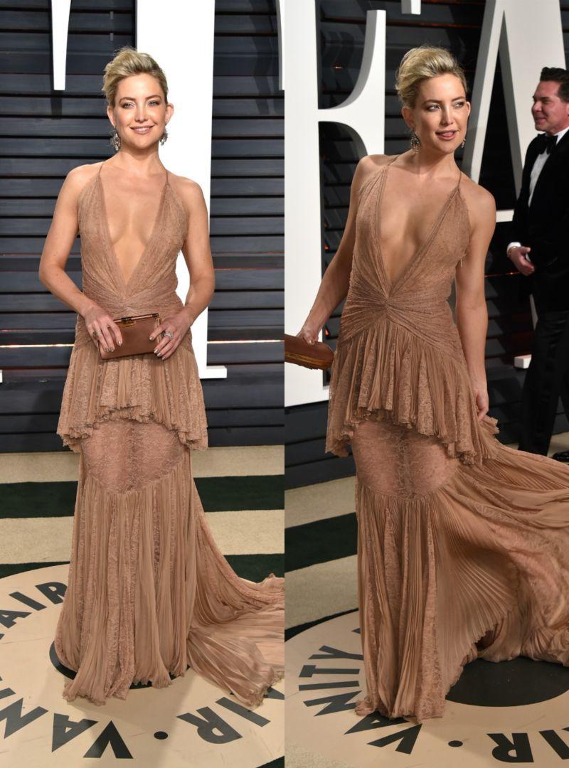 Kate Hudson a impresionat pe toată lumea cu ţinuta sa la petrecerea de după decernarea premiilor Oscar 2017.