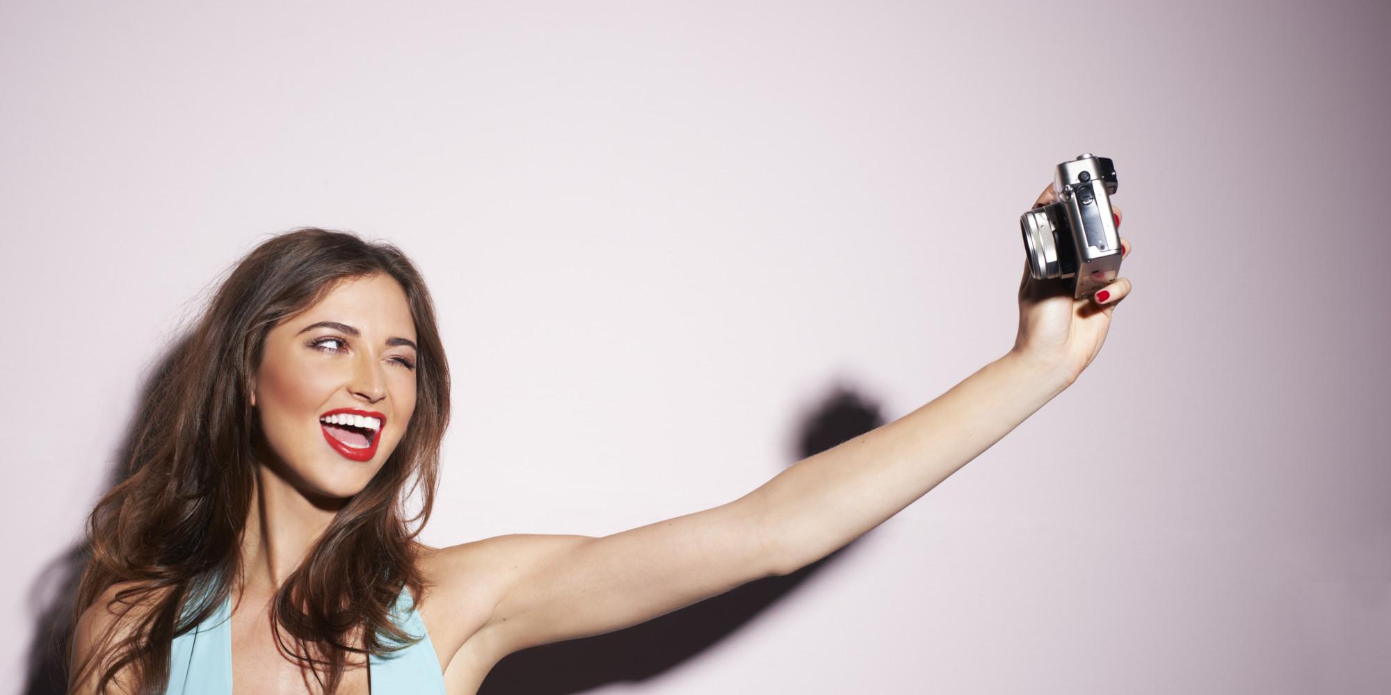 Selfie nud