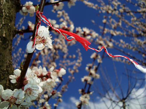 Vine, vine primăvara!