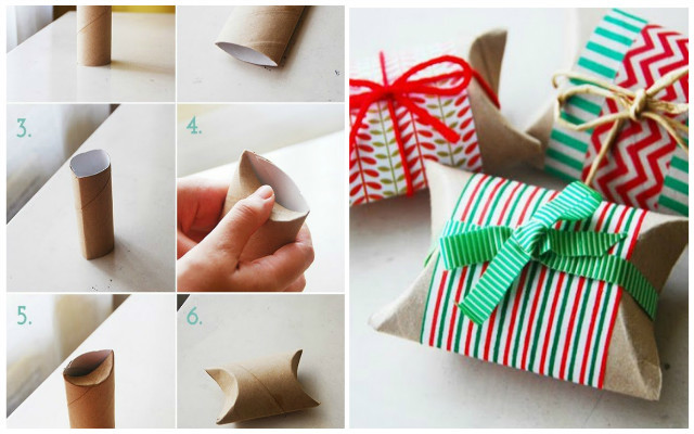Cutii pentru cadouri.