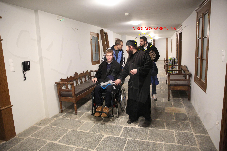 Gigi Becali l-a trimis pe Mihaiţă Neşu pe Muntele Athos.