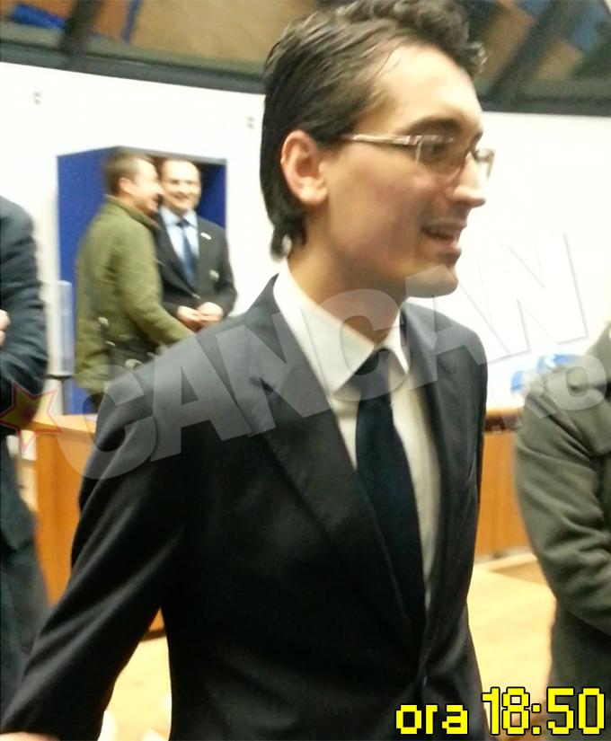 Imediat dupa alegeri, Burleanu a acordat cateva declaratii presei