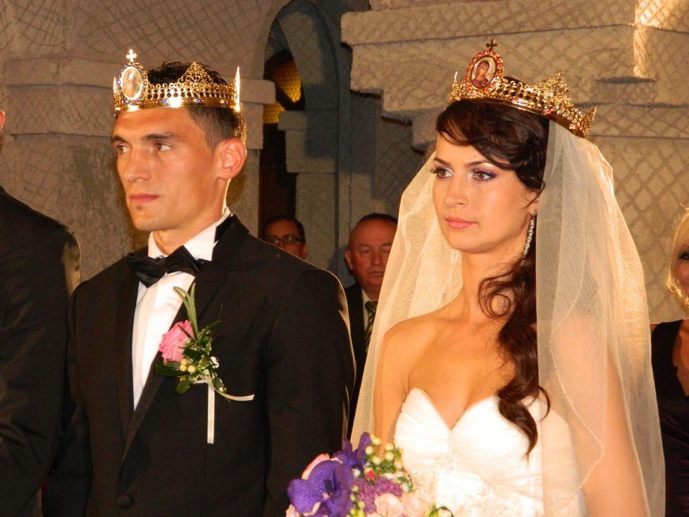 Claudiu si Laura s-au casatorit in 2012