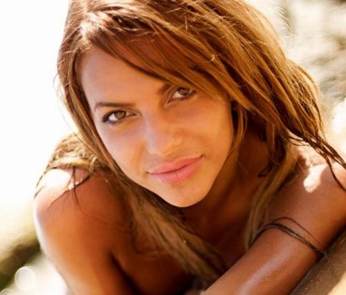 Asa arata Sonia Steluta Moldovan in 2011, atunci cand se iubea cu Lucian Sanmartean