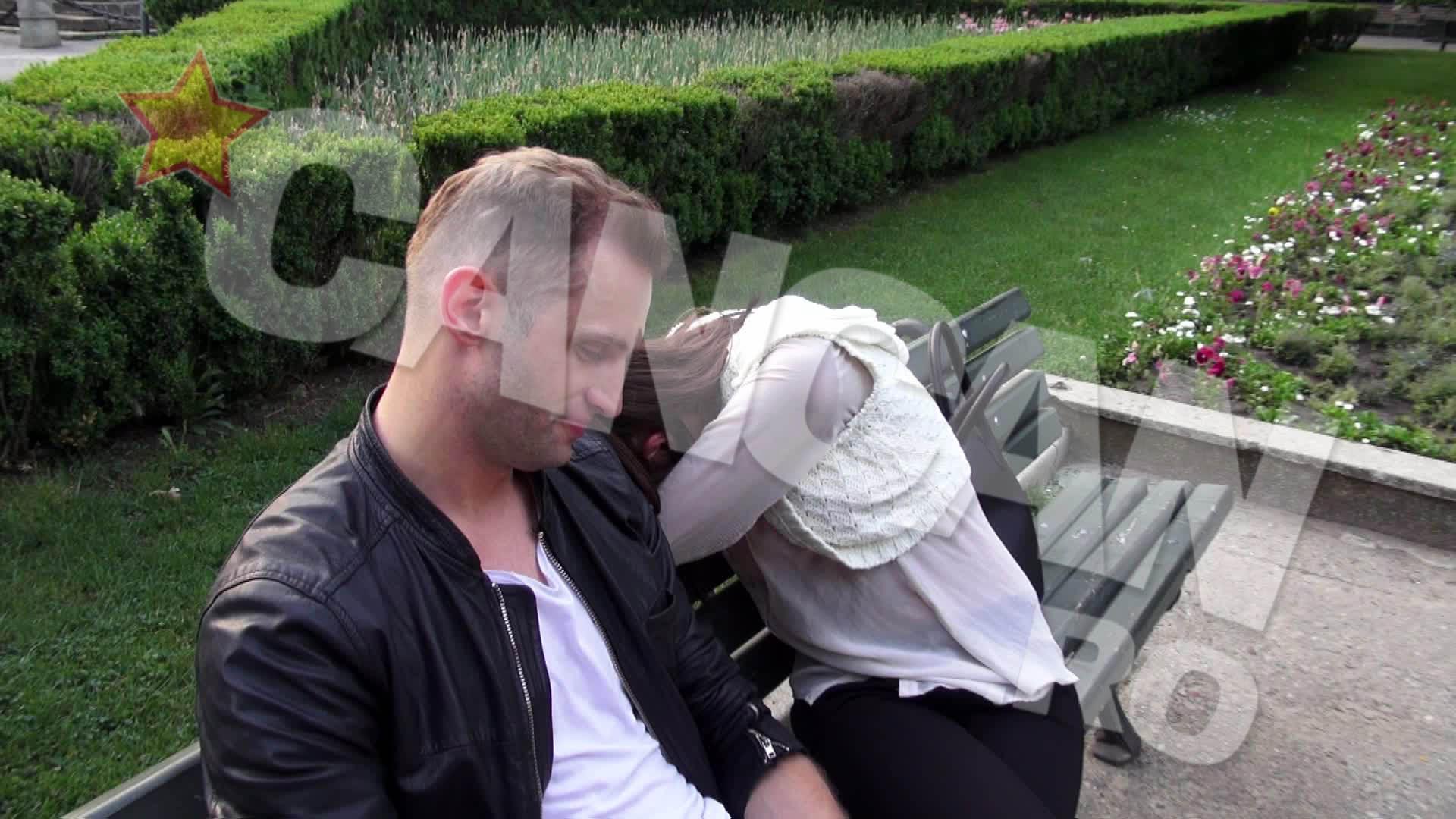 Cu gandul ca logodnica lui va afla de escapada de la Iasi, Brotnei s-a pus pe oftat si suspinat