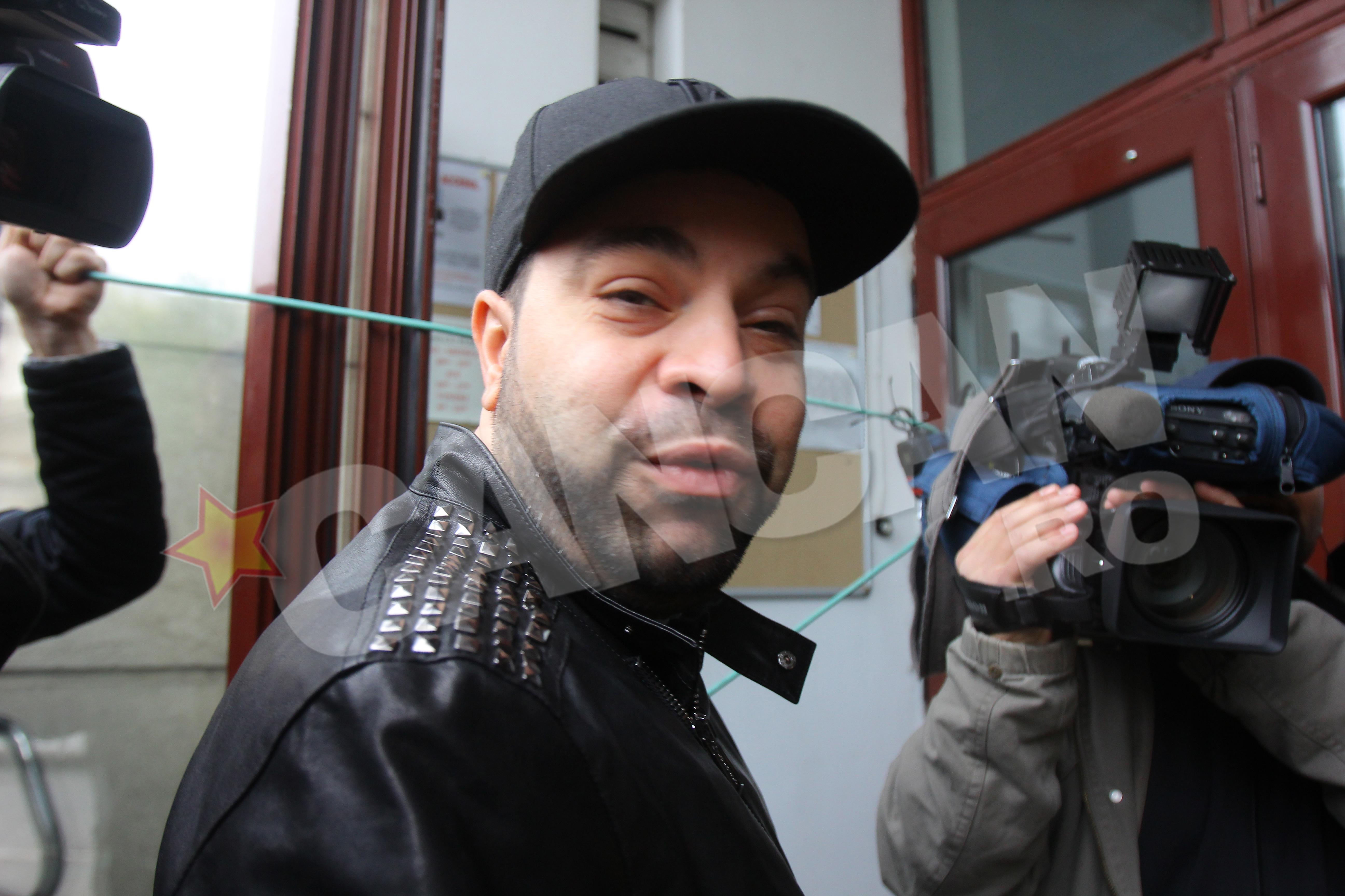 Florin Salam a fost dusluni la audieri pentru detinere de droguri in vederea consumului