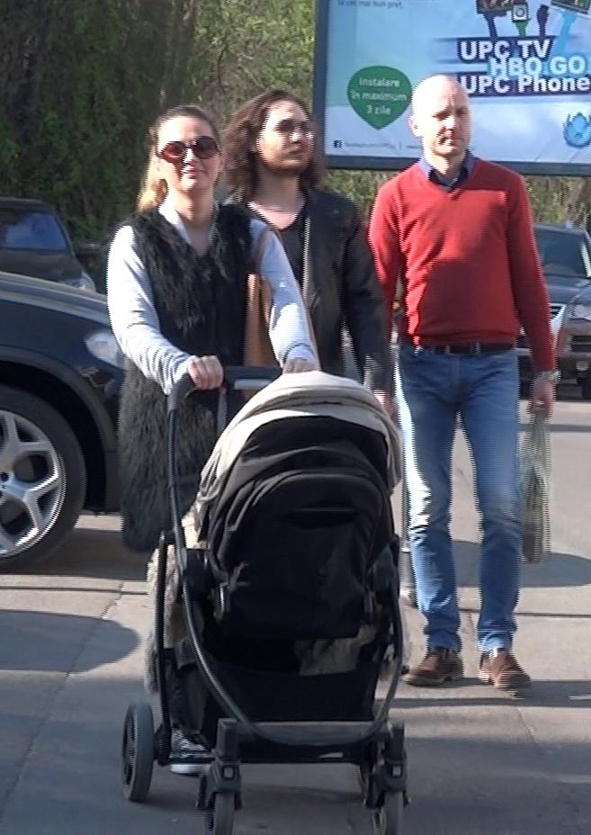 Florin Dumitrescu si fetita - 1