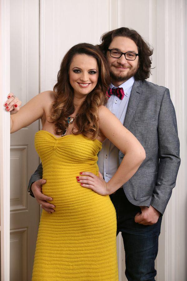 Florin Dumitrescu si iubita lui, Cristina, urmeaza sa isi oficializeze in scurt timp relatia.