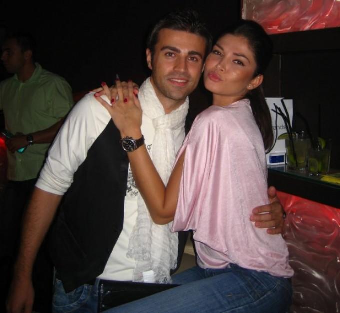 Alina Puscas si sotul ei divorteaza dupa doar un an de casnicie