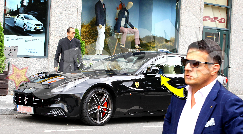 In afara Bentley-ului descoperit de Corpul de Control al premierului, paparazzii nostri au obtinut imagini in premiera cu