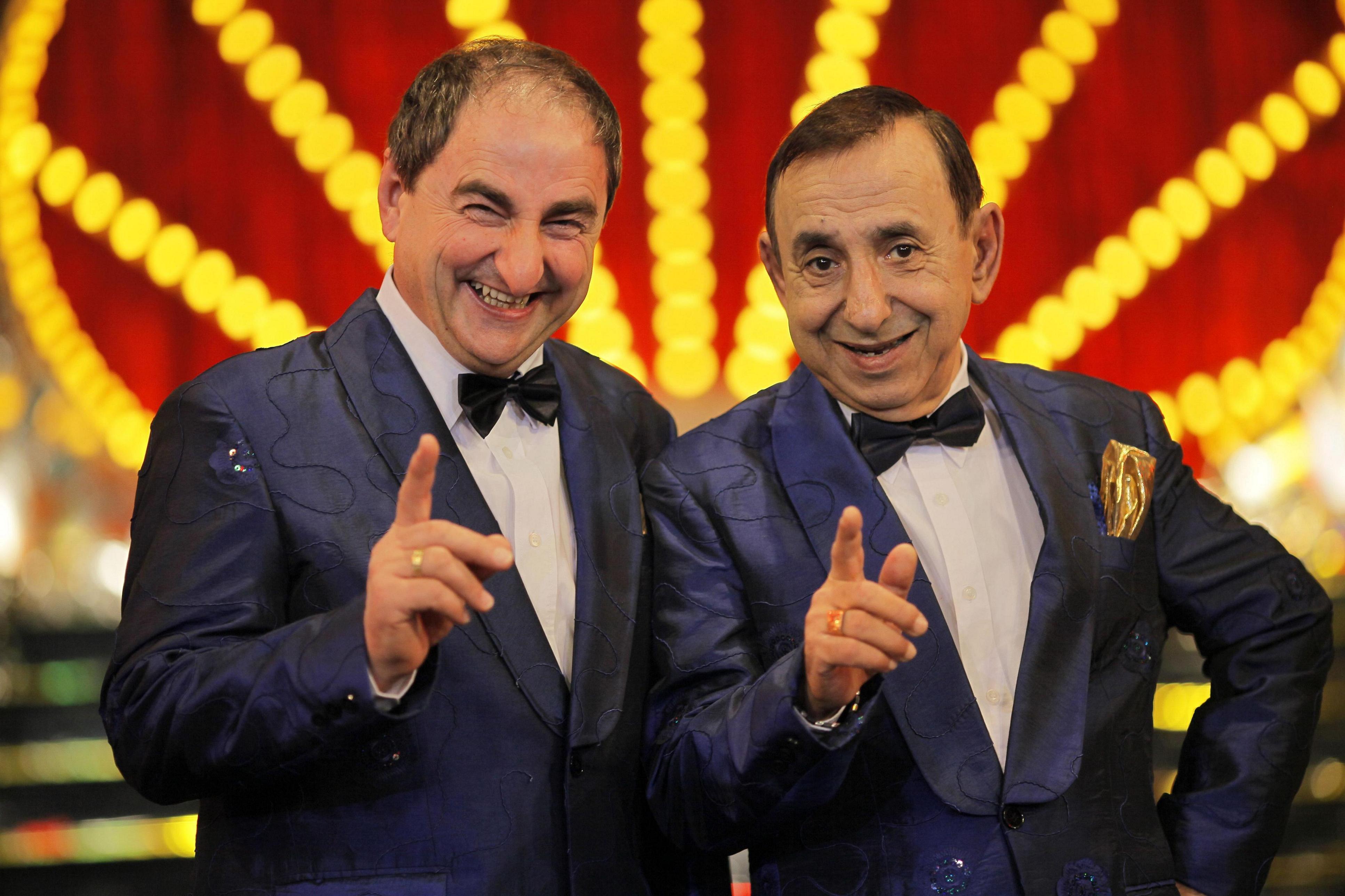Nae Lazarescu si Vasile Muraru au fost parteneri de scena mai bine de 40 de ani