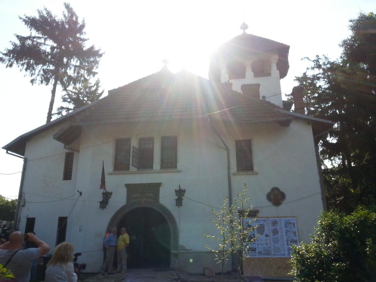 Muzeul Nicolae Minovici este un alt monument care se afla pe lista primarului Oprescu