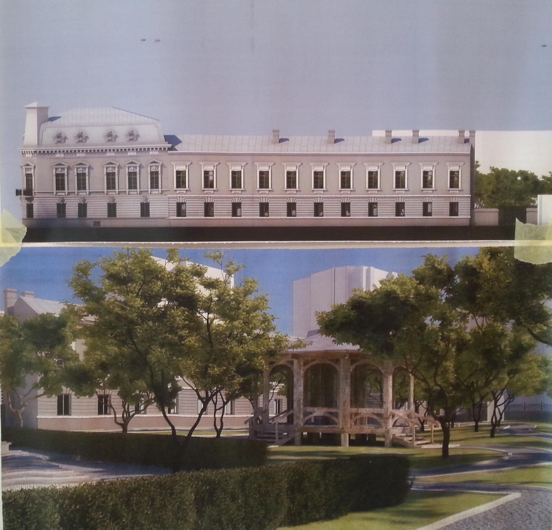 In Casa Cesianu va fi amenajat si un muzeu virtual