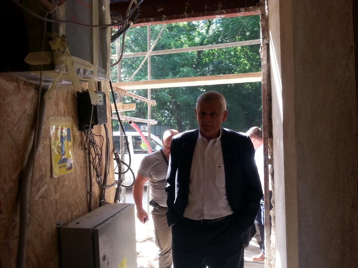 Sorin Oprescu a precizat ca toate monumentele care au intrat si vor intra in reabilitare sunt paltite din bani europeni