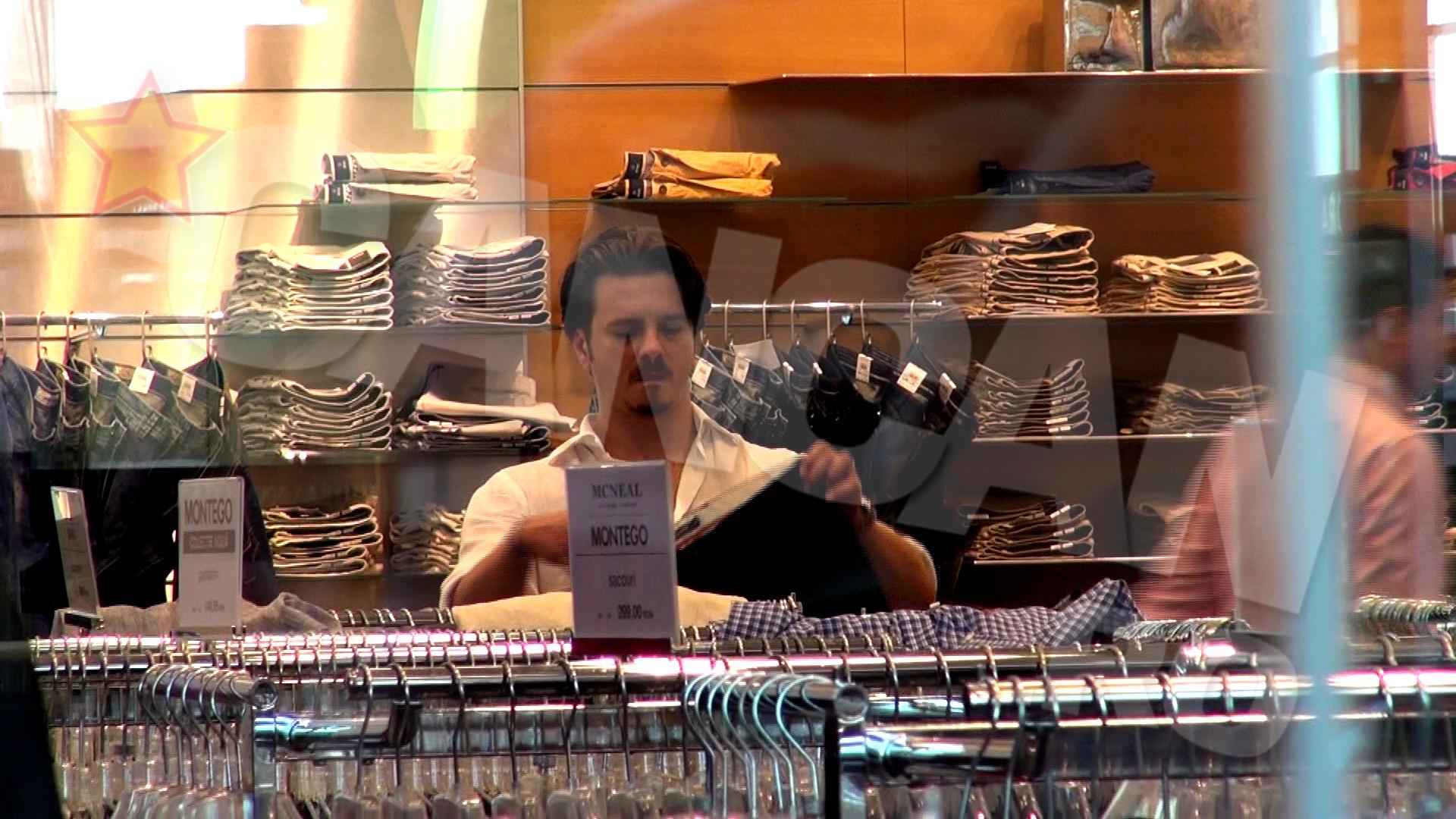 Juratul TV a colindat magazinele in cautarea unei perechi de pantaloni