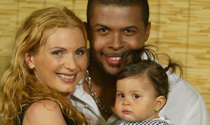 Cabral, alaturi de prima sotie, Luana si Inoke