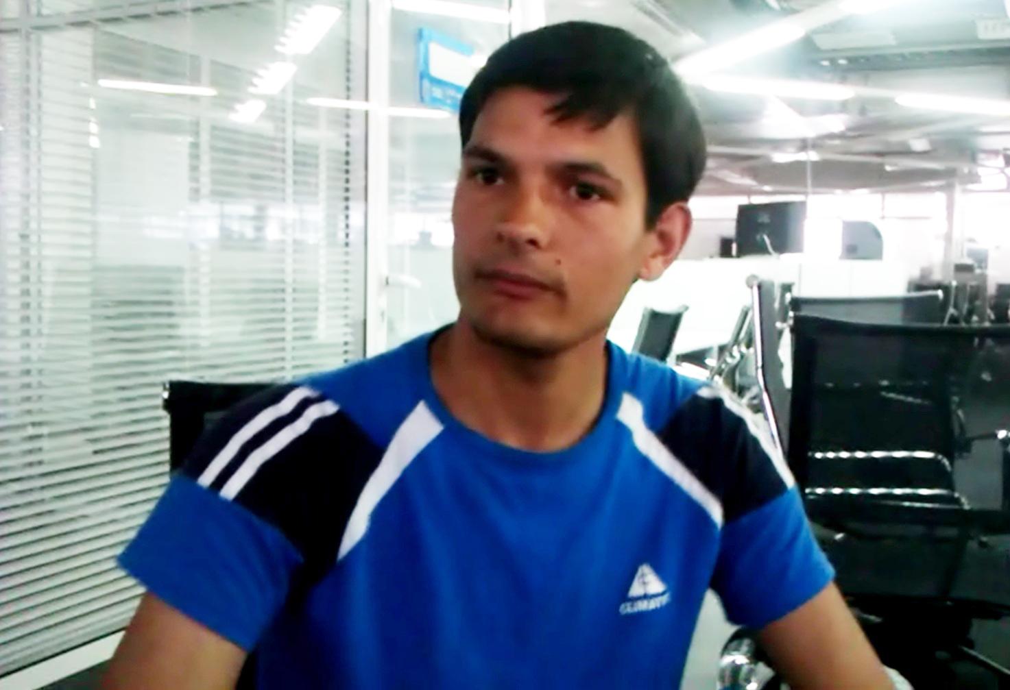 Tanaruld e 28 de ani sustine ca a fost violat la casa de copii