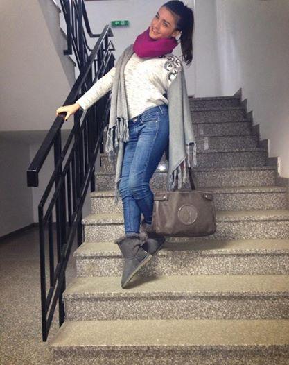 Diana a ajuns de urgenta la spitalul Floreasca sambata dimineata