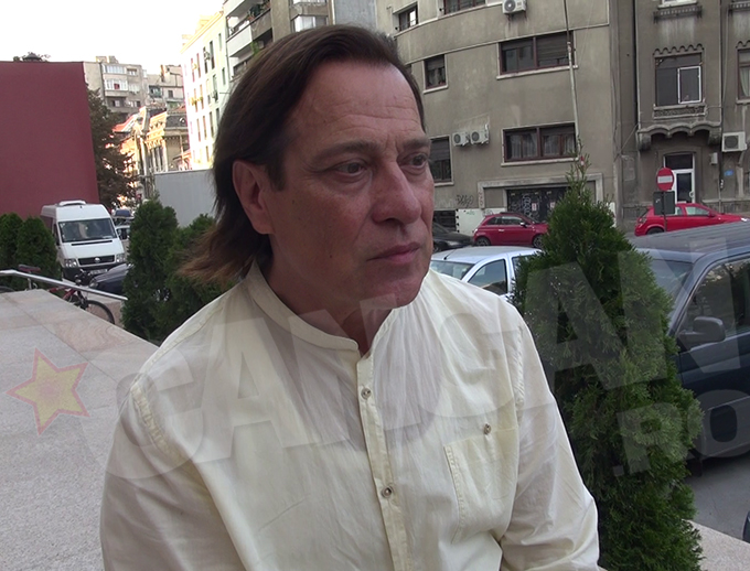 Actorul Marius Bodochi are foarte multe motive pentru care voteaza cu Ponta