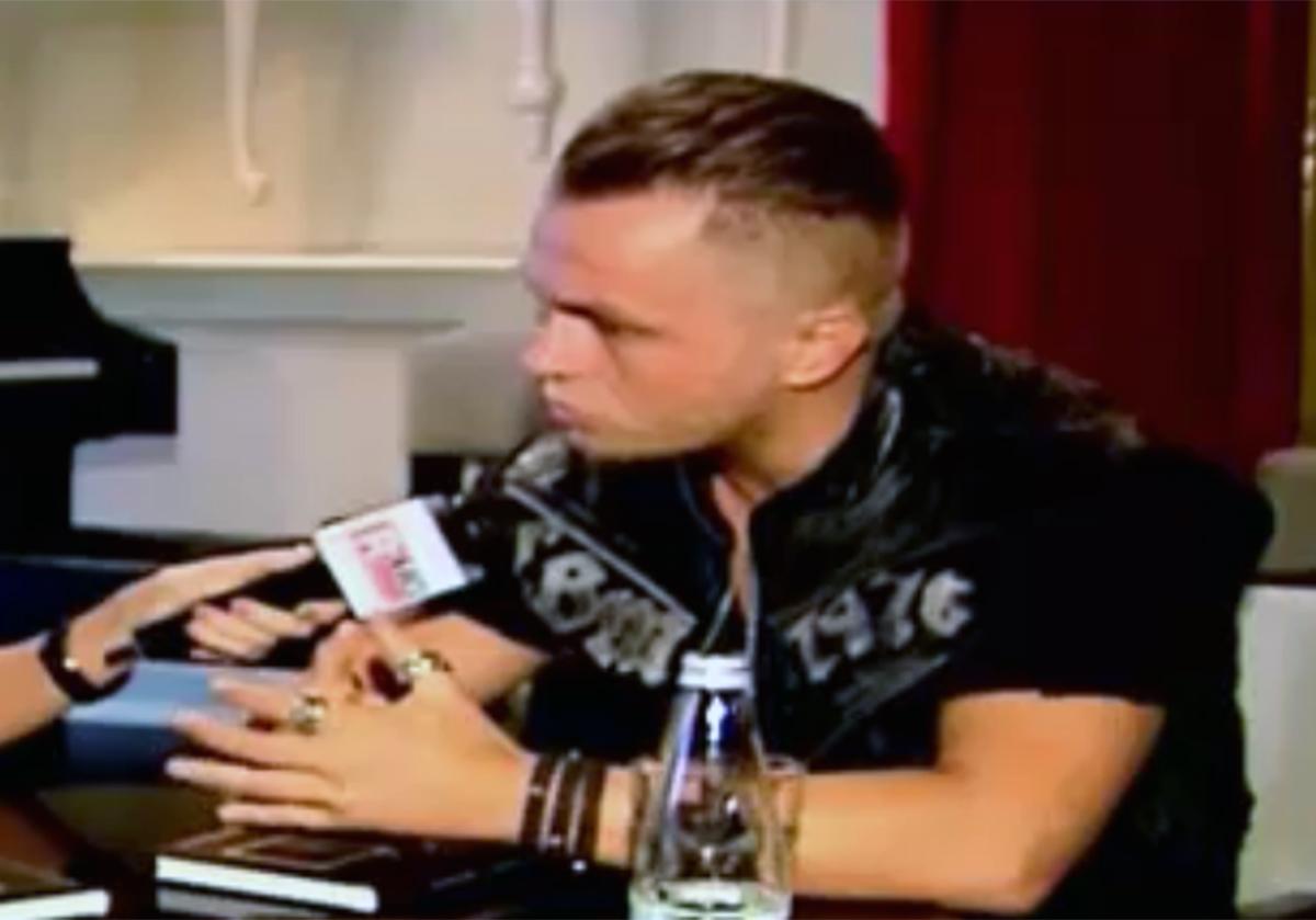 Codin Maticiuc a acordat un interviu fara perdea pentru emisiunea CANCAN.ro