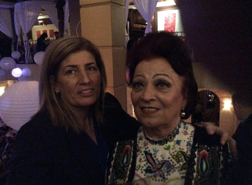 Maria Ciobanu pare sa fi trecut peste problemele de sanatate